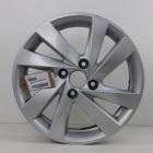 EL1000000 15 inch originele lichtmetalen Seat Mii Ania velg 5.50X15 4X100 ET41.0 NB57.1 Zilver