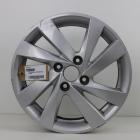 EL1000001 15 inch originele lichtmetalen Seat Mii Ania velg 5.50X15 4X100 ET41.0 NB57.1 Zilver
