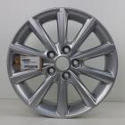 EL1000003 16 inch originele lichtmetalen Ford Focus velg 7.00X16 5X108 ET50.0 NB63.4 Zilver