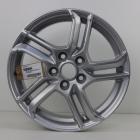 EL1000004 16 inch originele lichtmetalen Ford Focus velg 6.50X16 5X108 ET50.0 NB63.4 Zilver
