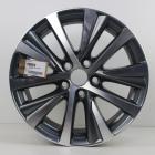 EL1000010 17 inch originele lichtmetalen Lexus velg 7.50X17 5X114.3 ET40.0 NB60.1 Antraciet gepolijst