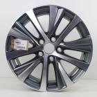 EL1000011 17 inch originele lichtmetalen Lexus velg 7.50X17 5X114.3 ET40.0 NB60.1 Antraciet gepolijst