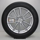OSC1000287 Originele 18 inch lichtmetalen BMW X3 styling 618 velgen (Compleet set met banden) 7.00X18 5X112 ET22.0 NB66.6 Zilver