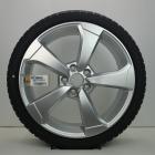 OSC1000434 Originele 19 inch lichtmetalen Audi A3/RS3 velgen (Compleet set met banden) 8.00X19 5X112 ET42.0 NB57.1 Zilver