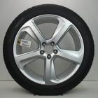 OSC1000577 Originele 20 inch lichtmetalen Audi Q5 velgen (Compleet set met banden) 8.50X20 5X112 ET33.0 NB66.6 Zilver