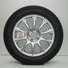 OSC1000681 Originele 16 inch lichtmetalen Mercedes-Benz C-klasse velgen  (compleet set met banden) 6.50X16 5X112 ET38.0 NB66.6 Zilver