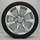 OSC1000687 Originele 18 inch lichtmetalen BMW 3-serie styling 396 velgen (Compleet set met  banden) 8.00X18 5X120 ET34.0 NB72.6 Zilver