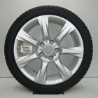 OSC1000753 Originele 18 inch lichtmetalen BMW 3-serie styling 396 velgen (Compleet set met banden) 8.00X18 5X120 ET34.0 NB72.6 Zilver